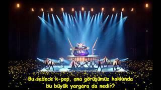 G Dragon Shake the World Turkish Sub