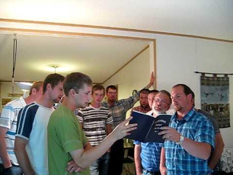 Mennonite Men Sing 2