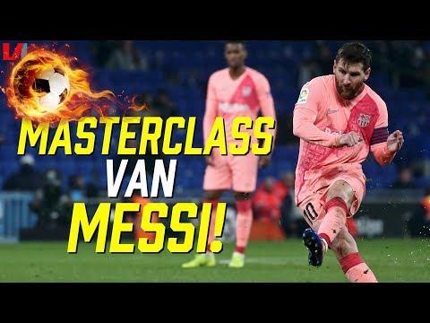 Messi, De Vijfde Beste Speler ter Wereld... Lachwekkend!