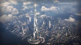 91 Architectures taller than Burj Khalifa Video