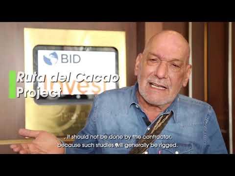 What type of development is the Inter-American Development Bank-IDB financing?