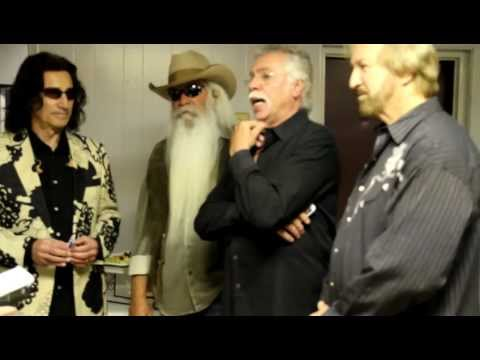 THE OAK RIDGE BOYS sing ELVIRA interview with Pavlina in FLorida