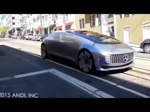 مرسيدس تعلن عن سيارة مرسيدس 2020 thumbnail