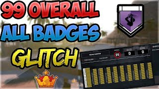 NBA 2K17: 99 OVERALL GLITCH + ALL BADGES GLITCH | DEMIGOD GLITCH Xbox One & PS4
