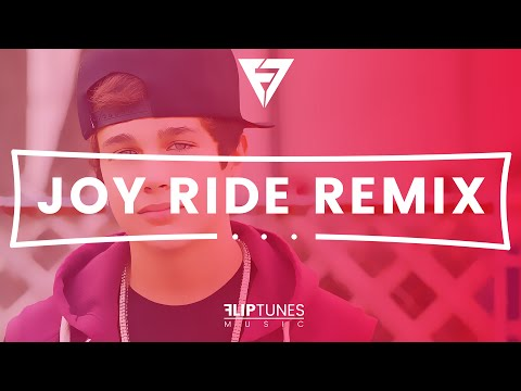 Bobby Brackins Ft. Austin Mahone   Joy Ride Remix   RnBass 2016   FlipTunesMusic™