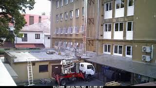 Stavba komína Schiedel ICS 25  Dn 250mm Jihlava DM