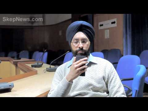 Interview With Training & Placement Officer Of UIET