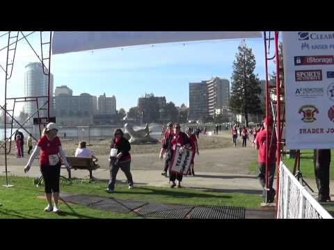 Break Free Run - Oakland - 2014 Finish Line Video