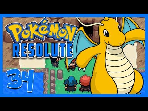 Let's Play Pokemon Resolute Part 34 - Gameplay Walkthrough