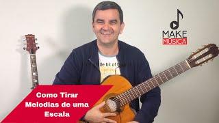 Baixar Emerson Gonçalves | Make Música | Aulas de Violão e Guitarra | Como Tirar Melodias de uma Escala