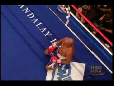 Jim Lampley Choked up and pissed off