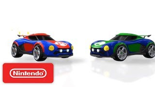 Video Rocket League: 'Nintendo Battle-Cars' Official Trailer - Nintendo Switch download MP3, 3GP, MP4, WEBM, AVI, FLV Januari 2018