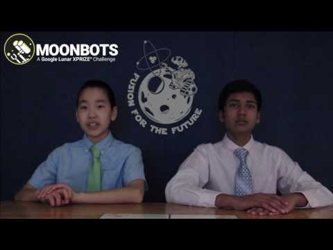 Phase One-Fusion For the Future-MOONBOTS: A Google Lunar XPRIZE Challenge