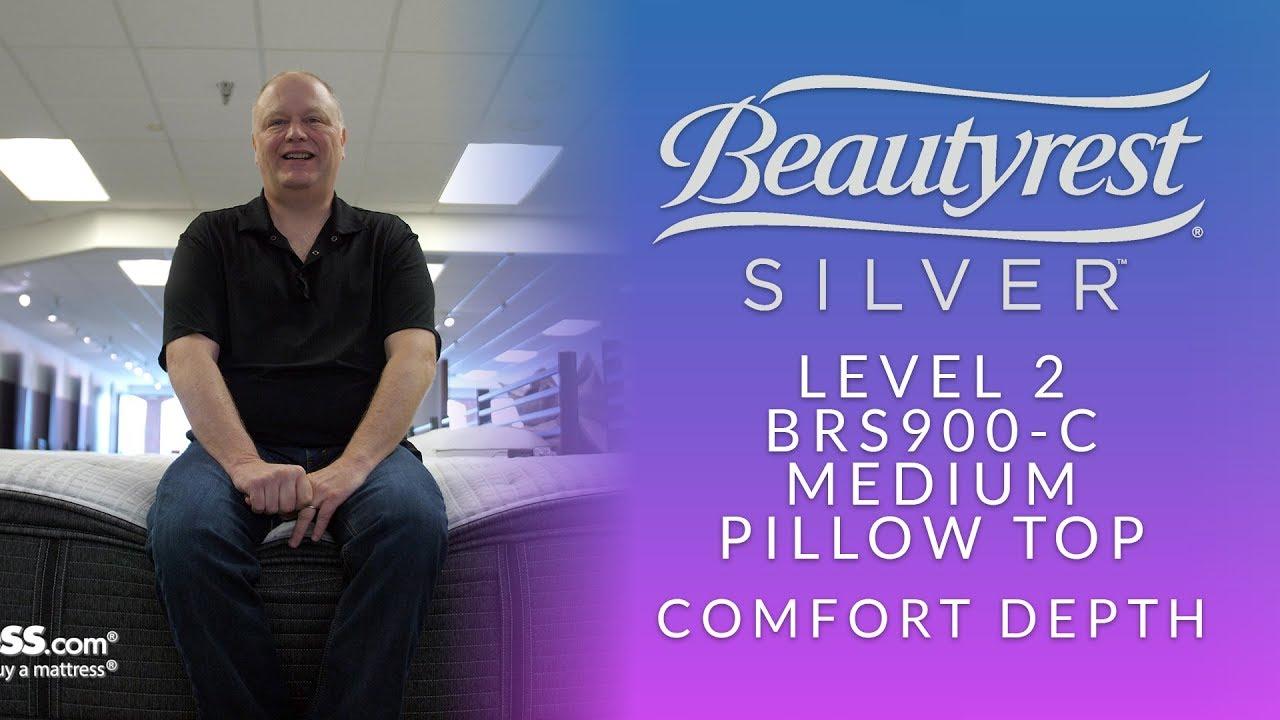beautyrest silver brs900 c medium