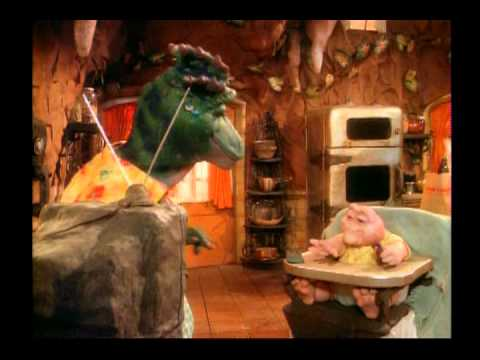 """Dinosaurs - Season 4 Episode 8 """"Into the Woods"""" Prologue"""