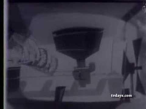NIGHTBEAT with JOHN WINGATE 1957