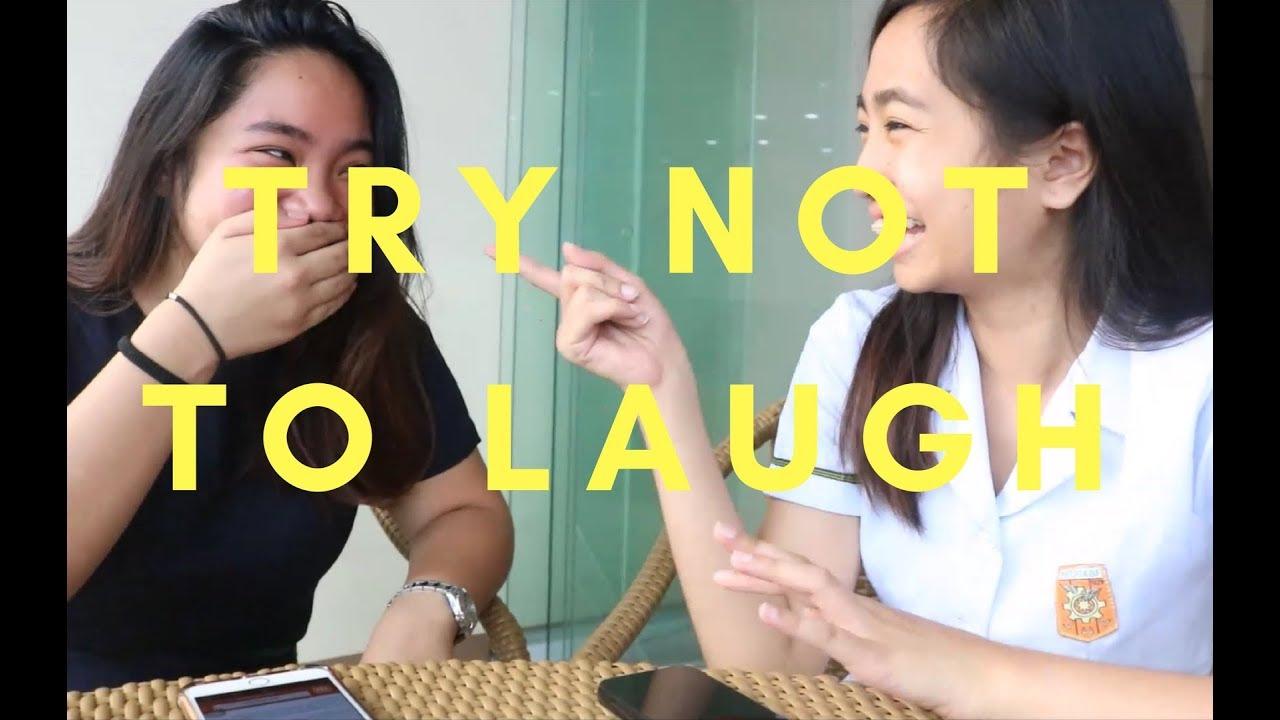 Dont Laugh Challenge Jokes Tagalog