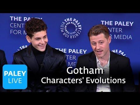 Gotham - Characters' Evolutions