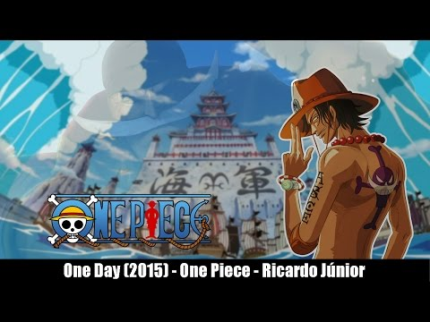 One Day 2015  One Piece  Ricardo Júnior