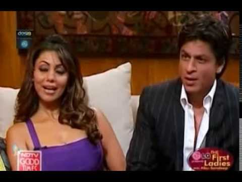 ´•.¸ღღThe First Ladies With Abu Sandeep #Gauri Khan @iamsrk #SRKღღ¸.•´
