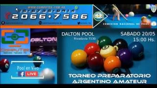 Emisión en directo de Pool en Vivo