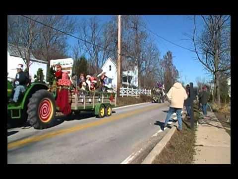 6th Annual Defiance Missouri Christmas Parade   12 - 5 - 15 (edited)