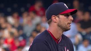 Max Scherzer highlights 2019