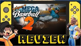Super Mega Baseball 2: Ultimate Edition Nintendo Switch Review | Gameplay (Video Game Video Review)