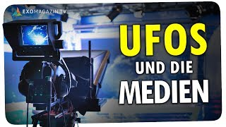 UFOs: Ein Mainstream-Journalist packt aus!