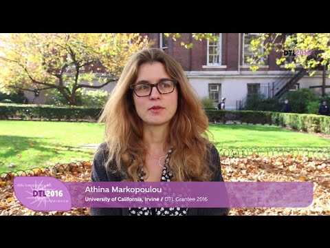 Data Transparency Lab 2016 - Athina Markopoulou (University of California, Irvine)