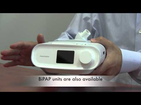 Philips Respironics Dream Station CPAP Machine Review