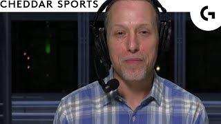 Logitech G x Cheddar Sports: Matt Edelman talks SLG's partnership with ggCircuit and Red Bull