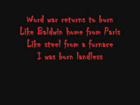 Rage Against The Machine - Calm Like a Bomb (lyrics)