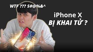iPhone X sp b KHAI T