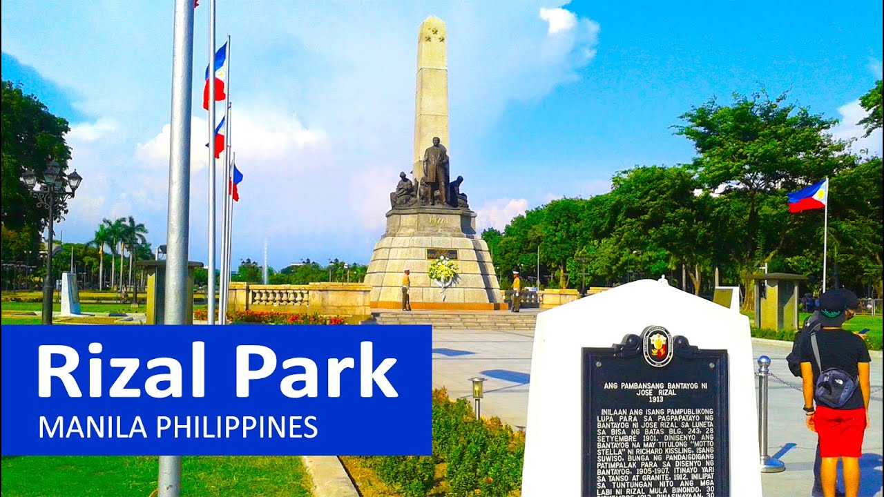 pagbabago ng rizal park Rizal park's wiki: rizal park (filipino: liwasang rizal), also known as luneta park or simply luneta, is a historical urban park in the philippines located along roxas boulevard, manila, adjacent to the old walled city of intramuros, it is one of the largest urban parks in.
