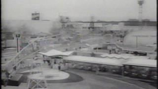 TRANSIENT Monorail at New York World Fair 1965