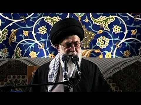 Khameini Sends Mixed Messages in Speech
