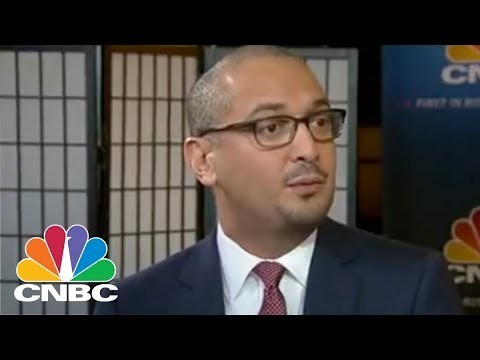 Illumina CEO Francis DeSouza: Seeing Big Growth In Genomic Testing | CNBC