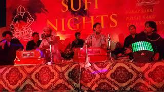 Mere Rashks Qamar : Saqib Ali Taji & Haji Asim Ali Taji Qawal .. University of Karachi