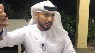 قصة رجل عربي مقيم في الإمارات مع أحد المواطنين