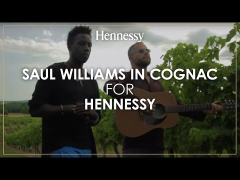 Saul Williams @ Hennessy in Cognac