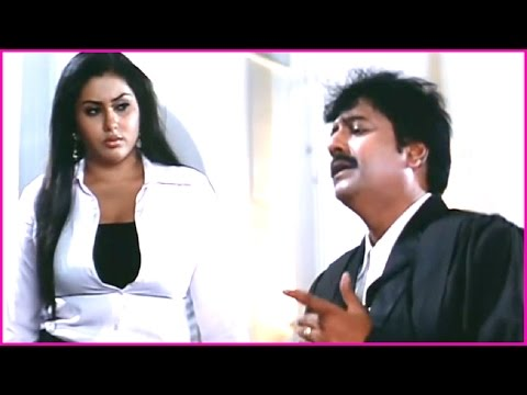 Indira Vizha Tamil Movie - Vivek interrogates Namitha and Nassar