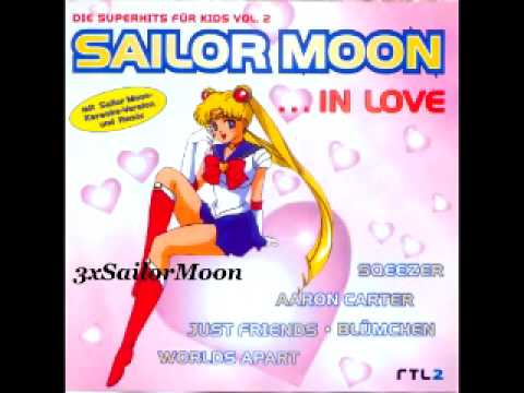 [CD Vol 2] Sailor Moon~05. Sailor Moon - Every second Counts