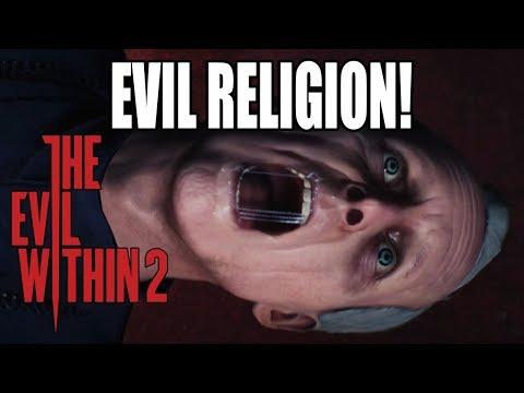 REVEREND DEATH! Evil Within 2 Rage! (#5)