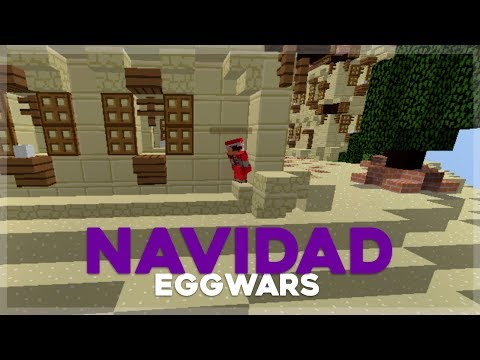 #Navidad | Eggwars | Minecraft | Alberto Fuentes