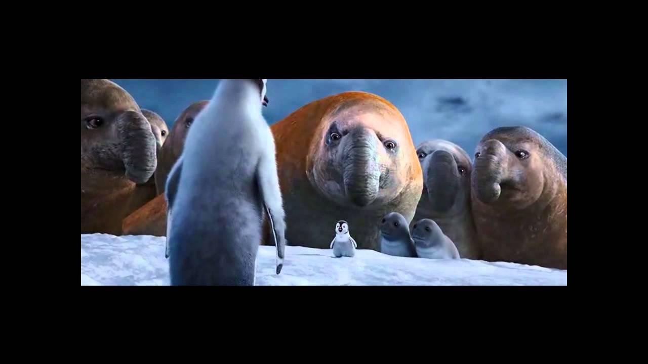 Happy Feet 2 Opera De Erik Espanol Castellano Erik S Opera Youtube