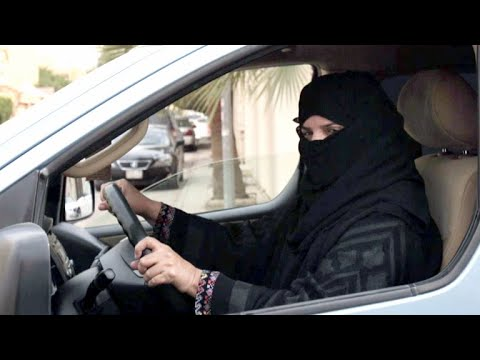 Saudi Arabian women gain right to drive after decades of protest