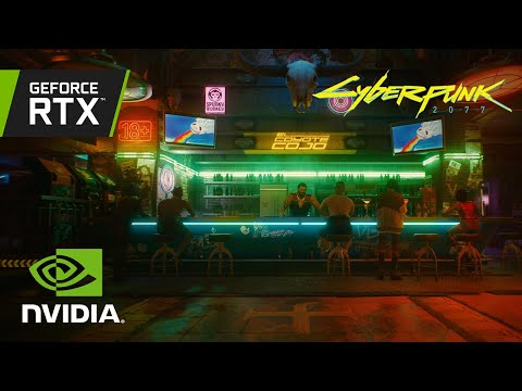 Cyberpunk 2077 | Official GeForce RTX 30 Series Gameplay Trailer