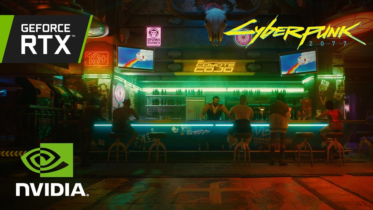 Cyberpunk 2077 | Official GeForce RTX 30 Series Gameplay Trailer