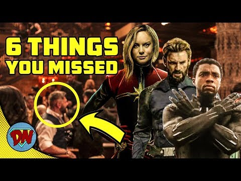 6 Things You Missed in Black Panther | Explained in Hindi